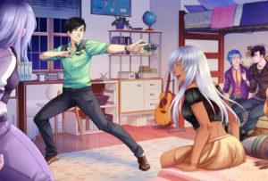 Illustration Hyun Episode 3